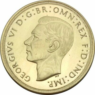 RARE 1937 GREAT BRITAIN KING GEORGE VI PROOF GOLD  2  pounds COIN