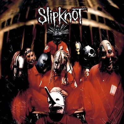 Slipknot poster wall decoration photo print 24x24 inches