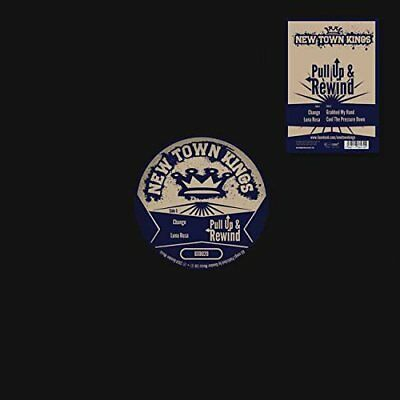 New Town Kings - Pull Up and Rewind Vinyl Maxi Code 7 - Head Records NEU