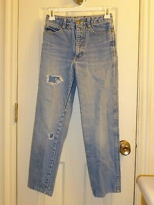 1990's vintage Guess jeans size 16 (kids), well-loved