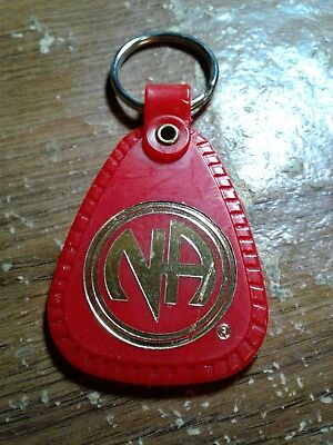 NA Narcotics anonymous sobriety keychain 90 days