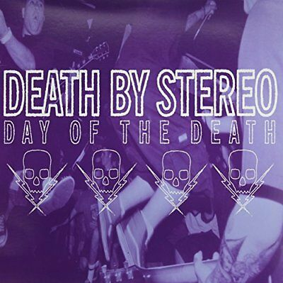 Death By Stereo - Day Of The Death Vinyl LP Indecision NEU