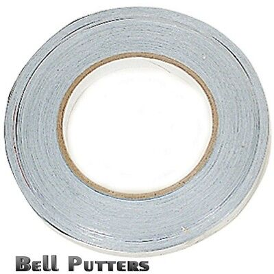 "One (1) Roll Lead Weight Tape 1/2"" x 100""-For Golf Putters/Clubs-Tennis-Fishing"