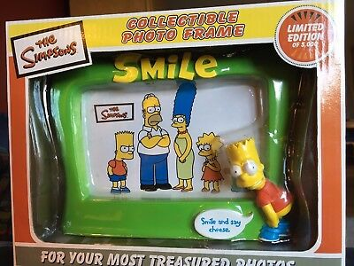 The Simpsons Collectible Photo Frames