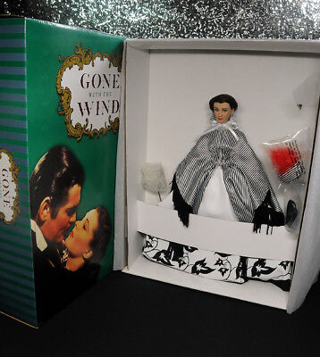 Tonner Gone the Wind Traveling With Mother To Savannah Scarlett O'hara doll