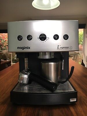 Magimix Automatic Coffee Machine
