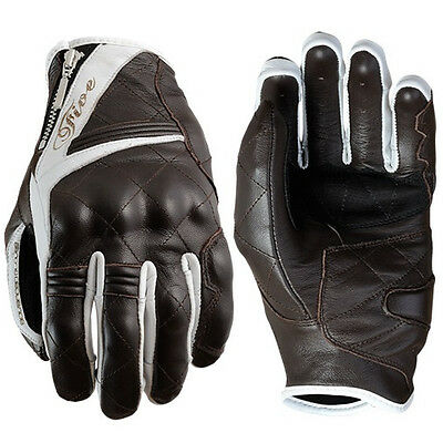 "FIVE5 Glove ""SportCity"" Ladies - Brown - Size XL (11)"