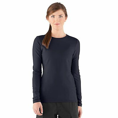 Under Armour Women's UA Tactical Fitted Cold Gear Crew Size L Extra Large NWT