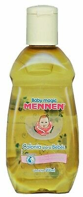 MENNEN Fresh Fragrance Baby Magic Cologne 6.76 oz / COLONIA Para Bebes 200 mL