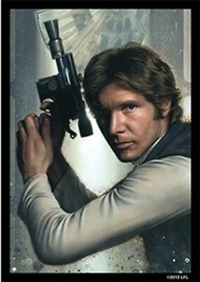 Star Wars Art Sleeves Han Solo  |  - New Game