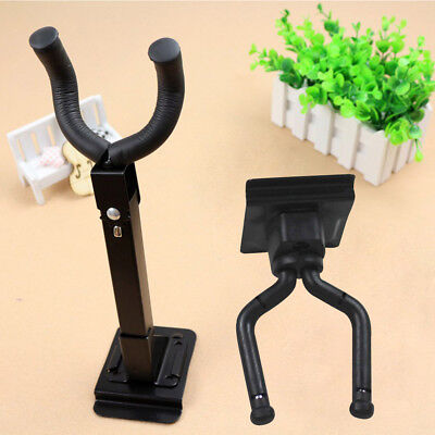 1Piece Convenient Guitar Hanger Adjustable Wall Mount Display Bracket Hook Stand