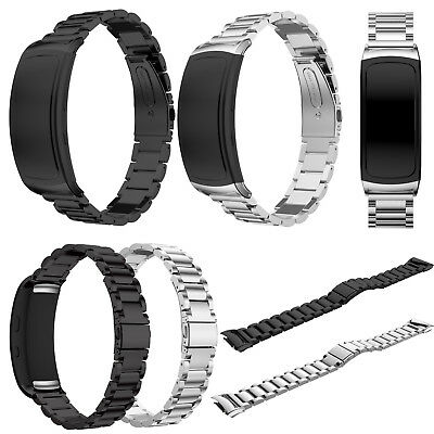 Stainless Steel Bracelet Watch Band Strap For SAMSUNG Gear Fit 2/2 Pro SM-R365