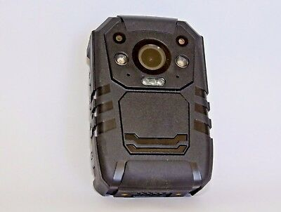 Tactical Police Security Body Camera  Submersible, 32GB, 1296p, GPS bodycam