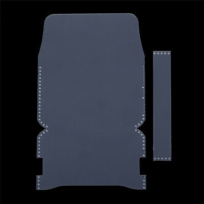 Leathercraft Business Card Carte Holder Model Cutting Template Hand Making DIY