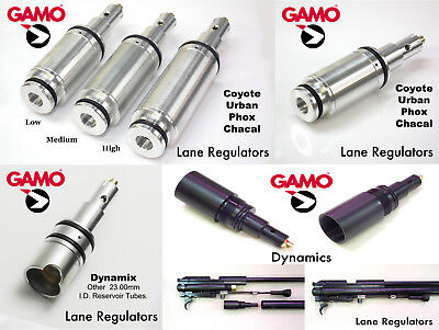 GAMO Coyote, Urban, Phox, Dynamix PCP Air Gun - Regulators Lane 'MK9 Lancet'.