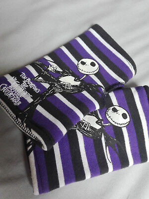 "fingerlose Handschuhe ""Tim Burton's A Nightmare Before Christmas"""