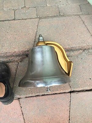 Amazing Antique Firehouse Bell