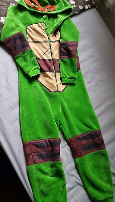 Teenage mutant ninja turtles jumpsuit