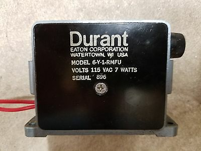 EATON DURANT 6-Y-1-RMF-115A Counter