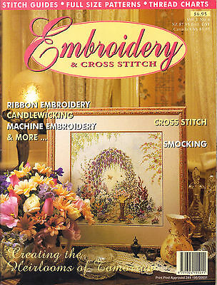 Embroidery and Cross Stitch Vol 1 No 4