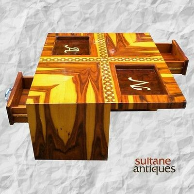 Exceptional Art Deco 1950s period coffee table