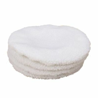 Pack of 4 10 INCH BONNET POLISHER POLISH PAD POLISHING BUFFING CAR BUFFER L1K2