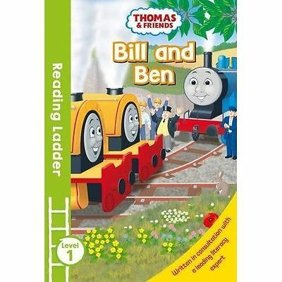 READING LADDER (LEVEL 1) Thomas and Friends: Bill and Ben by Egmont UK Ltd-G033
