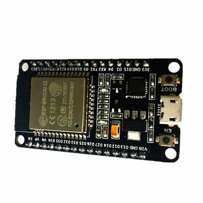 Black CCL ESP32 Development Board WiFi+Bluetooth Dual Cores5.5*2.8CM Z1L6