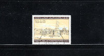 Austria 1979 WIPA 81 International Stamp Exhibition (Phase1) SG 1860 Used