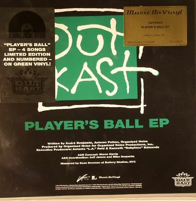"""OUTKAST - Player's Ball EP (Record Store Day Black Friday) - Vinyl (10"""")"""