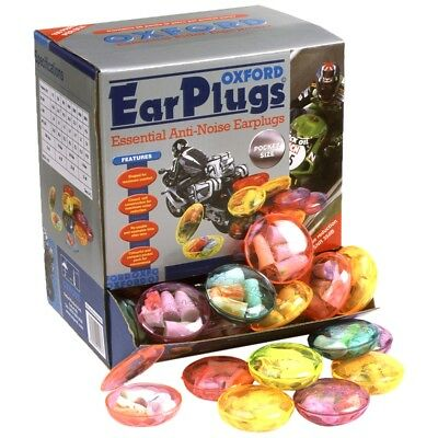 New Oxford Motorcycle Ear Plugs - Of297