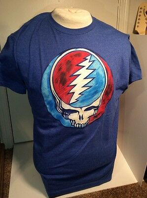Grateful Dead T Shirt * Skull Graphic Size Large L