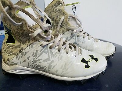 Under Armour Boys' Youth Size 5.5 Soccer Football Lacrosse Cleats Shoes