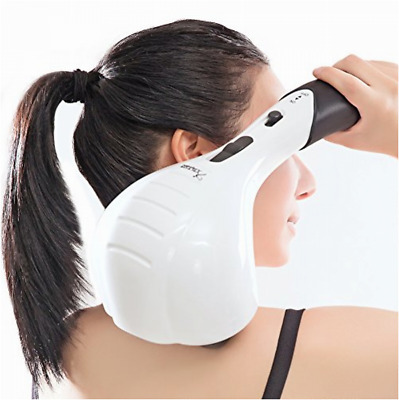 Double Head Electric Full Body Massager Head, Neck, Shoulder, Back, Leg and Foot