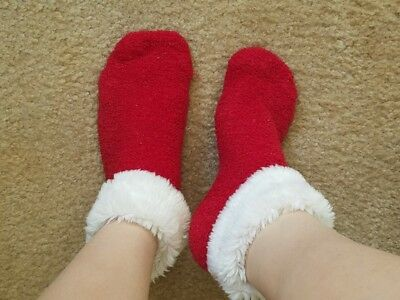 Well used women slippers shoes size 8