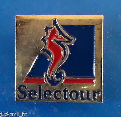 Pin's pin HIPPOCAMPE SELECTOUR ( ref L10 )