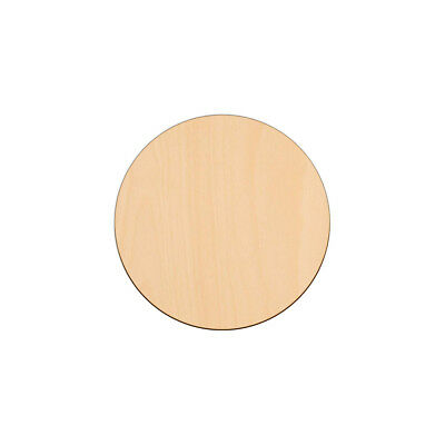 BELL Shape Craft Blank 9x8.3cm BIRCH Wood Decoration Embellishment Tag