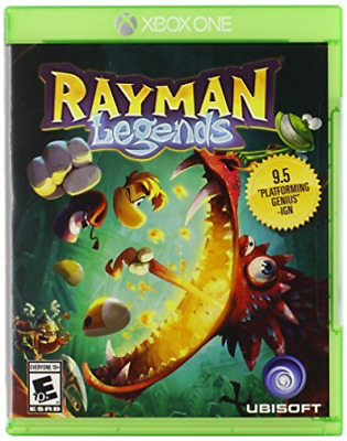 Rayman Legends Xb1  (Us Import)  Game New