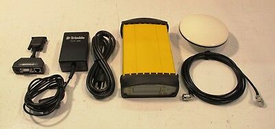 Trimble NetR5 L1/L2/L2C/L5/GLONASS Reference Receiver w/Antenna and Accessories