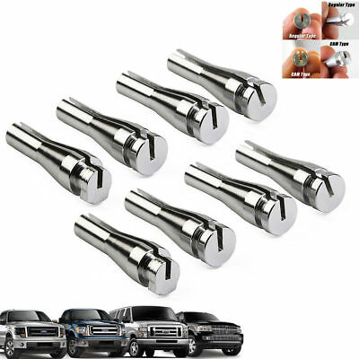 8x for Ford F350 Super Duty Cab Front Latch Door Handle Cable Ends Repair Kit