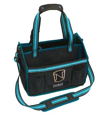 Noble EqinEssential Horse Grooming Tote Bag - Deep Turquoise