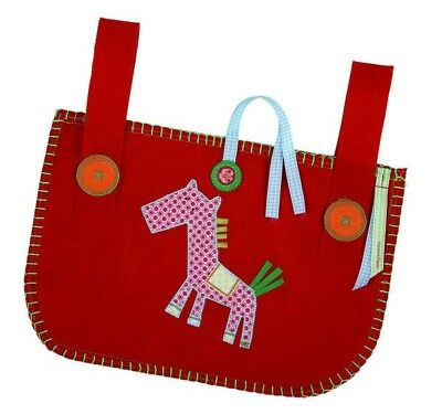SALE! Mamas & Papas Red Giraffe Nursery Tidy RRP $50 NOW $29 FREE POST Lovely!