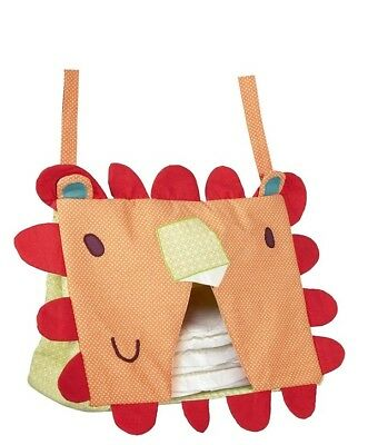 SALE! Mamas & Papas Nappy Stacker Jamboree Lion  RRP $70 NOW $38 FREE POST!