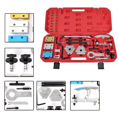 Timing Locking Tool Set Crankshaft Camshaft Engine Alignment Fiat Alfa Romeo