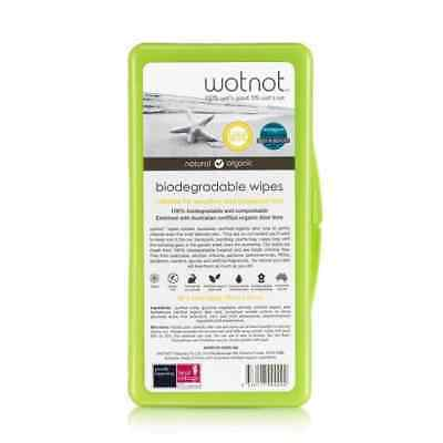 New Biodegradable Baby Wipes With Travel Case