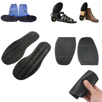 DIY Shoes Repair Supplies New Anti Slip Rubber Glue on Full Soles