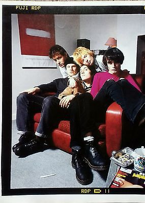 Radiohead - Full Page Magazine Picture Photo Cutting - Classic / Vintage - RARE!