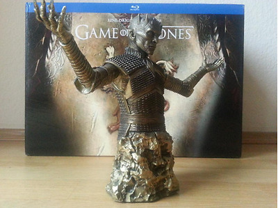 Game Of Thrones - The Last Night King Bust Statue / Figur Limited Edition Neu