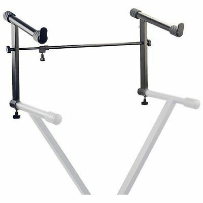 Stagg Keyboard Stand Extension Brackets Arms KXS A Series 26mm Tubes New