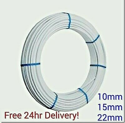 SALE! Pushfit barrier pipe 10/15/22mm Hep20/polypipe/speedfit compatible pipe